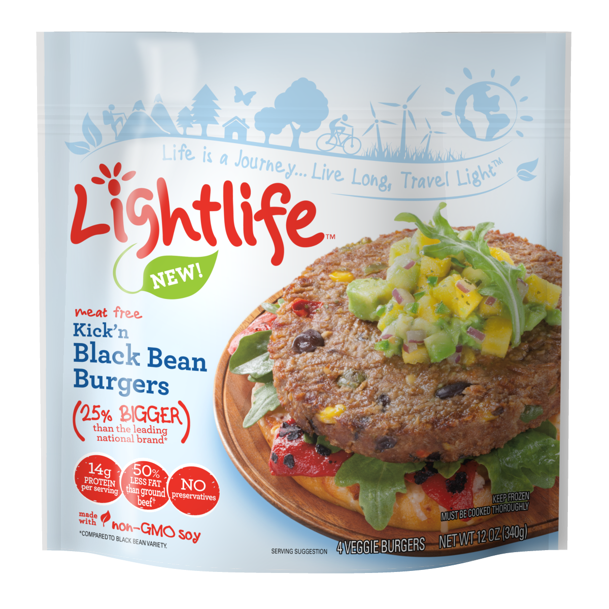 lightlife u0027s new vegetarian frozen fare blog itarian